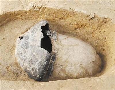 育蚕制丝或起源于黄帝时代 5000多年前的仰韶时代就已经开始了