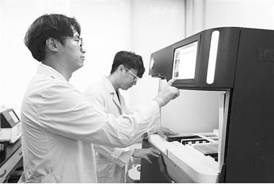 韩国:重视基因测序领域发展 建立国家生物大数据中心