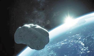 """地球又现天然""""迷你卫星"""" 大小与汽车相当  环绕地球旋转18个月后将于4月份远离"""