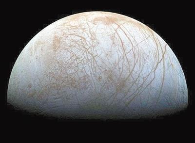 """木卫二、土卫二成寻找生命""""希望之星""""  冰壳下面藏巨大海洋 钻探系统很关键"""