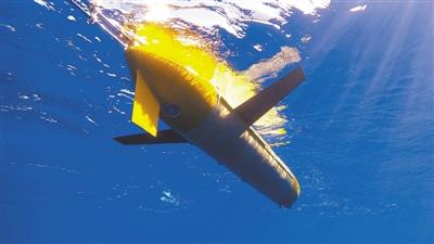 """万米深海,有只""""飞翔""""的""""海燕""""——""""海燕—X""""水下滑翔机"""