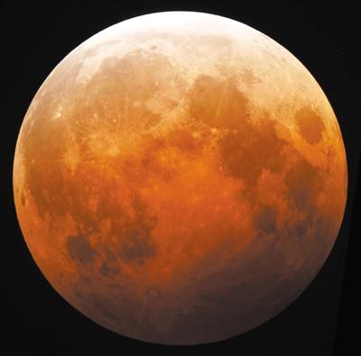 """五月""""红月亮""""现身 银河系最大""""恒星家族""""迎最佳观测季"""