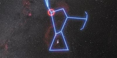"""天文学史无前例的""""大变暗事件""""真相查明:尘埃团和冷斑导致"""
